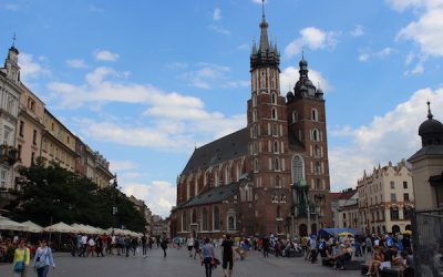 Poland Krakow & Warsaw 2016 Photo Diary