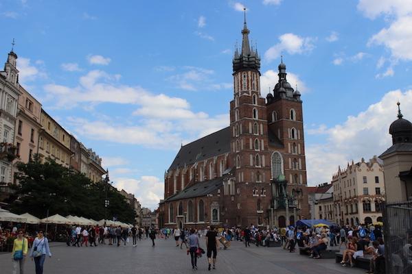 Poland Krakow & Warsaw 2016 Photo Diary